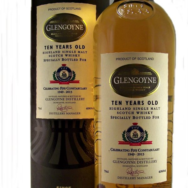 Glengoyne Fife Constabulary Single Malt Whisky