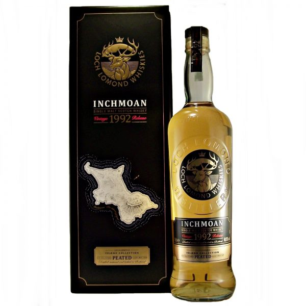 Inchmoan 1992 Vintage Release Single Malt Whisky
