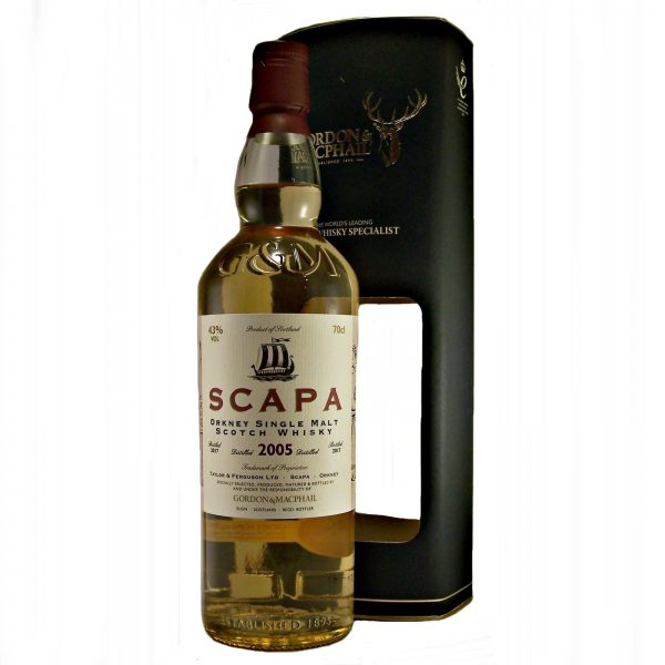Scapa 2005 Single Malt Whisky