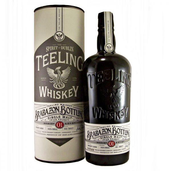 Teeling Brabazon Bottling Series 1 Irish Single Malt