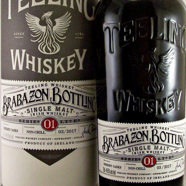 Teeling Brabazon Bottling Series 1 Irish Single Malt Whiskey