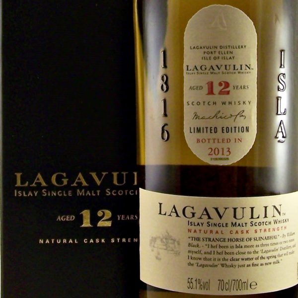 Lagavulin 12 year old Limited Edition 2013 Single Malt Whisky