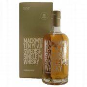 Mackmyra 10 year old Swedish Single Malt Whisky from whiskys.co.uk
