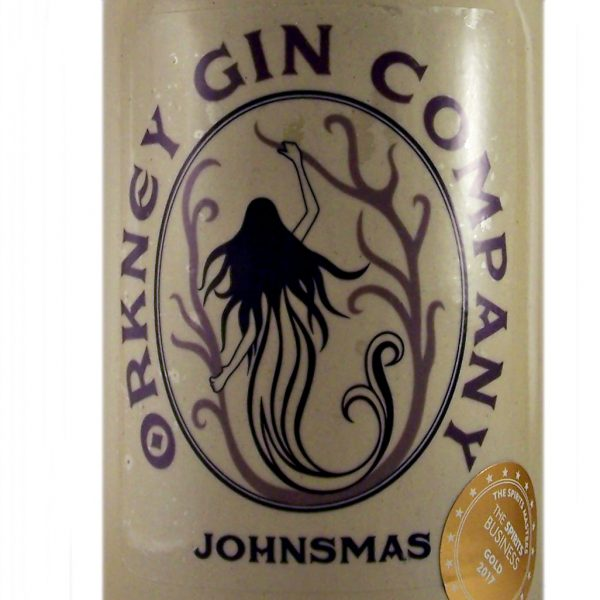 Orkney Gin Company Johnsmas Floral gin