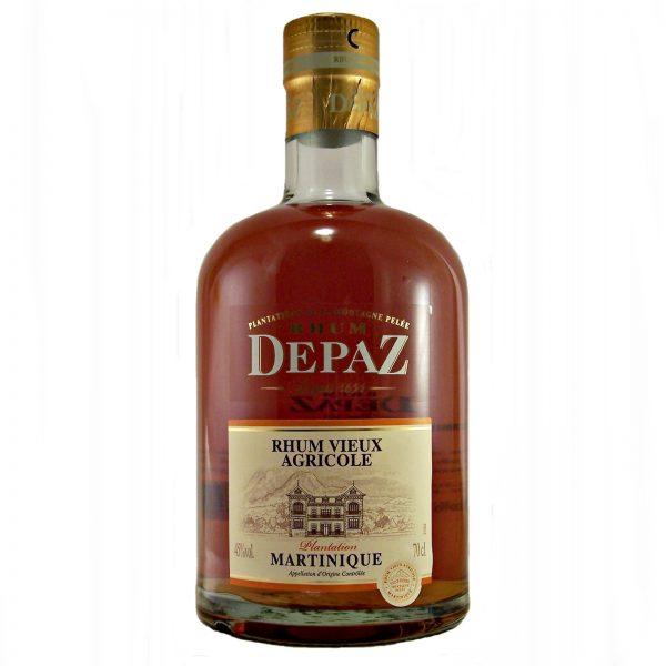 Depaz Plantation Rum Martinique