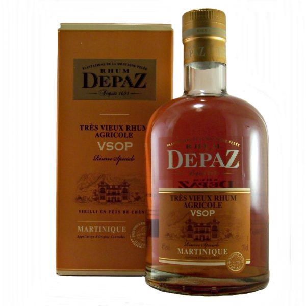 Depaz Rum VSOP Reserve Speciale Martinique