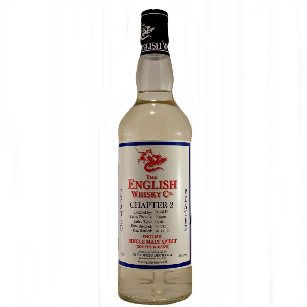 English Whisky Company Chapter 2 Peated