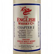 English Whisky Company Chapter 2 Peated Single Malt