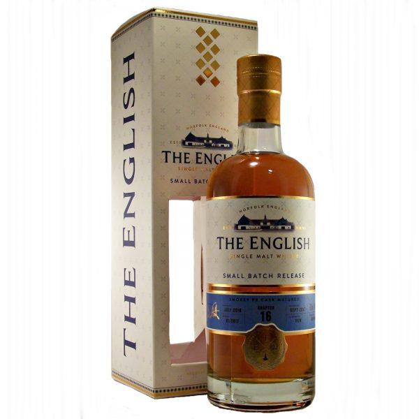 English Whisky Chapter 16 Smokey PX Cask Matured