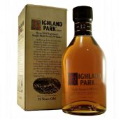 Highland Park 12 year old 1980's from whiskys.co.uk