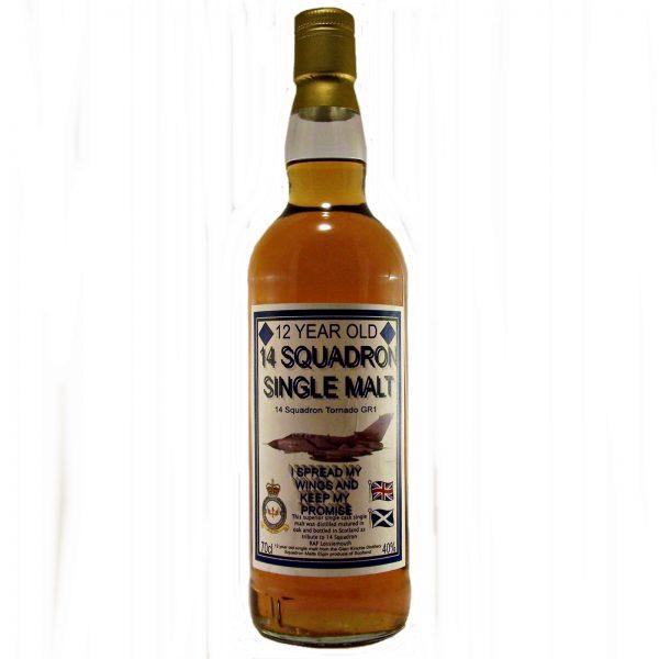 Glenkinchie 14 Squadron Single Malt Whisky 12 year old