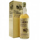 Cardhu 1980's 12 year old Single Malt Whisky from whiskys.co.uk
