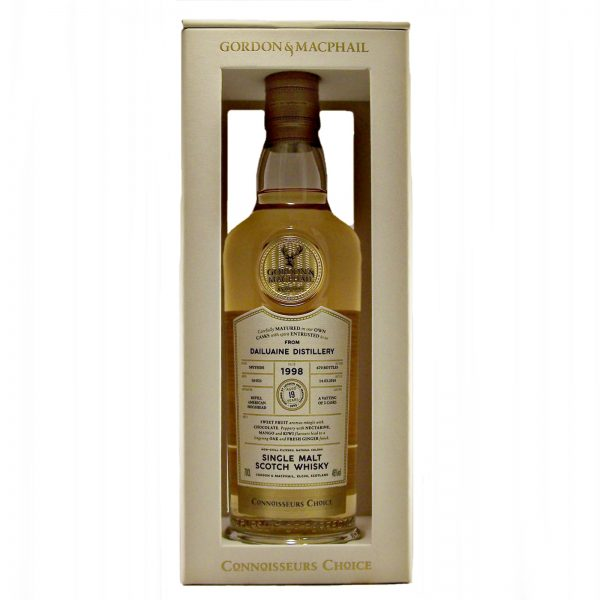 Dailuaine 1998 Connoisseurs Choice Single Malt Whisky