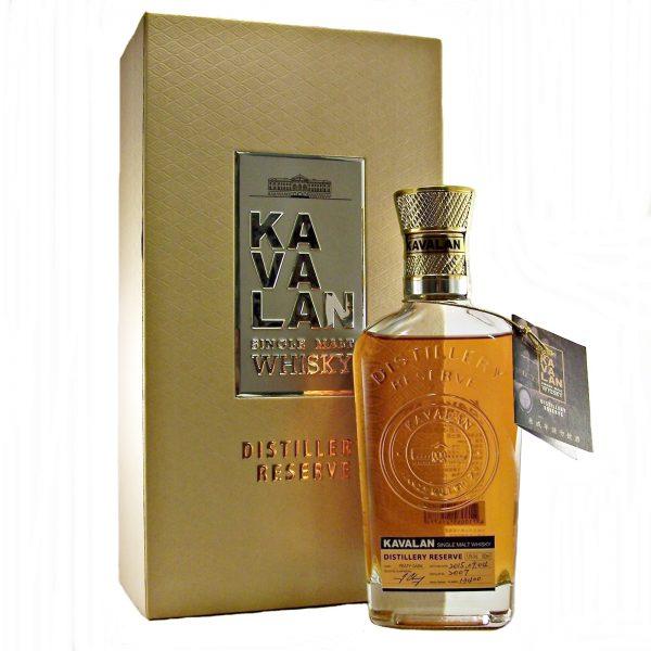 Kavalan Distillers Reserve Peaty Cask