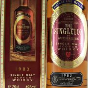 Singleton of Auchroisk 1983 Single Malt Whisky