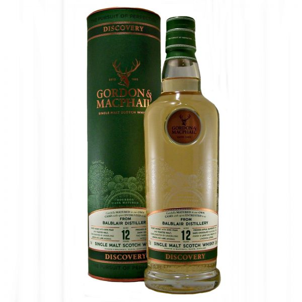 Balblair 12 year old Discovery