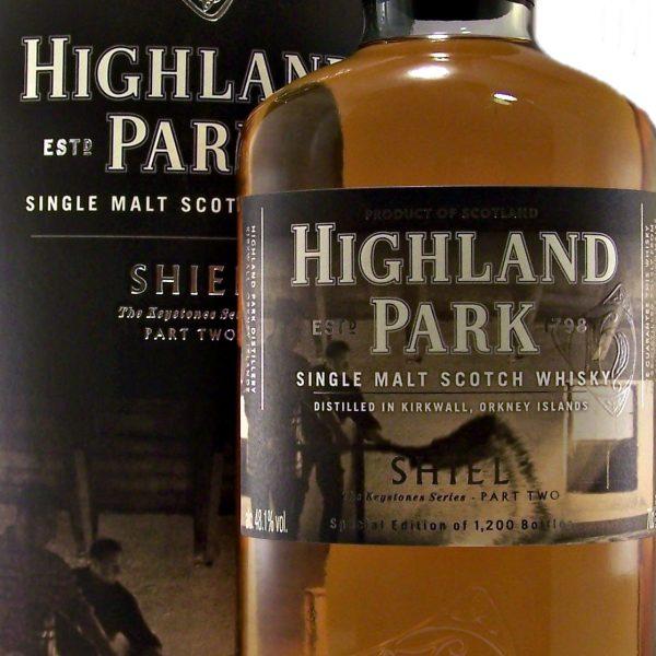 Highland Park Shiel Keystone Series Part two