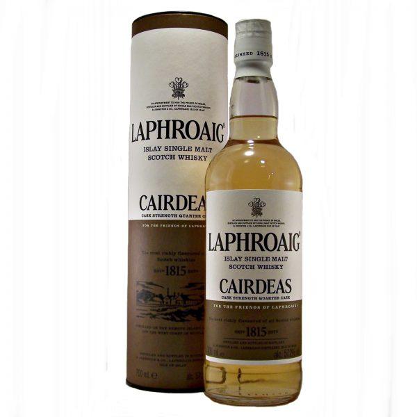 Laphroaig Cairdeas Cask Strength Quarter Cask