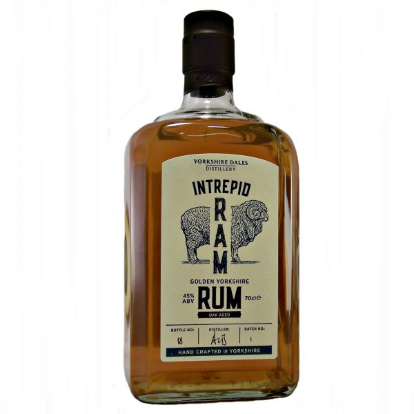 Intrepid Ram Golden Yorkshire Rum
