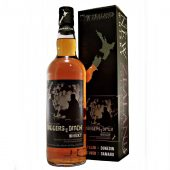 Diggers and Ditch New Zealand Double Malt Whisky at whiskys.co.uk