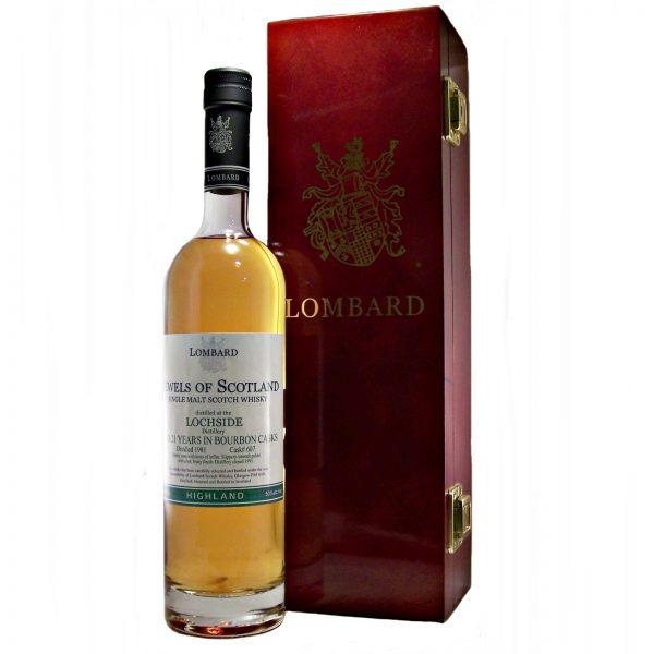 Lochside 21 year old Single Malt Whisky