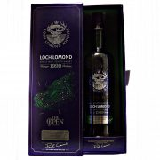 Loch Lomond 1999 Paul Lawrie Autograph Edition