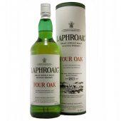Laphroaig Four Oak Islay single malt scotch whisky at whiskys.co.uk