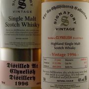 Clynelish 21 year old 1996 Vintage Single Malt Whisky
