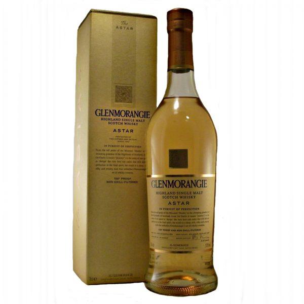 Glenmorangie Astar 2008 Release Single Malt Whisky