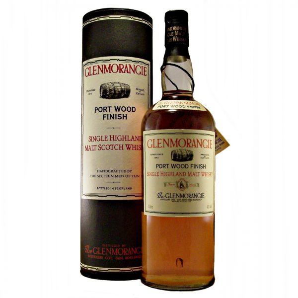 Glenmorangie Port Wood Finish Litre Bottle