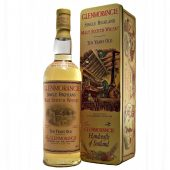Glenmorangie 10 year old (old style) in Gift Tin at whiskys.co.uk