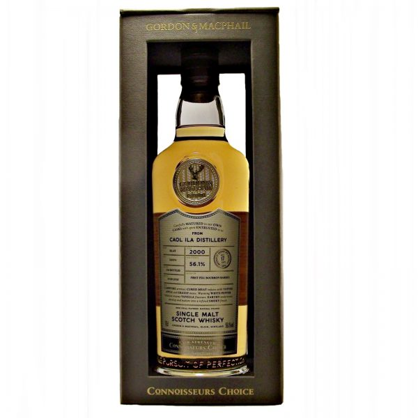 Caol Ila 2000 Cask Strength 17 year old Connoisseurs Choice