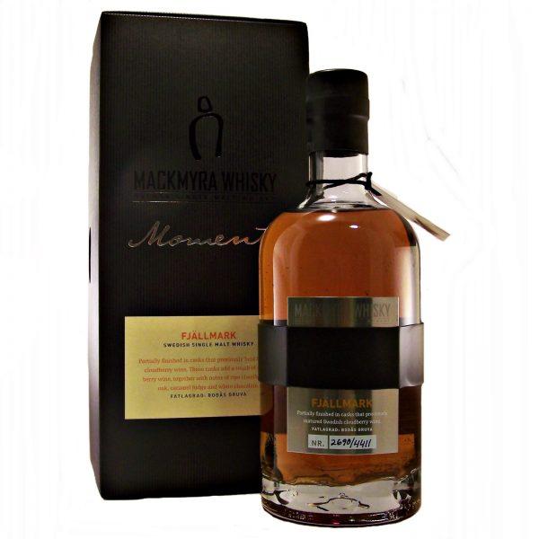 Mackmyra Fjallmark Swedish Whisky