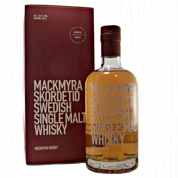 Mackmyra Skordetid Swedish Whisky