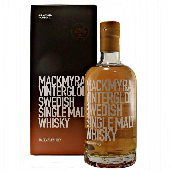 Mackmyra Vinterglod Swedish Whisky