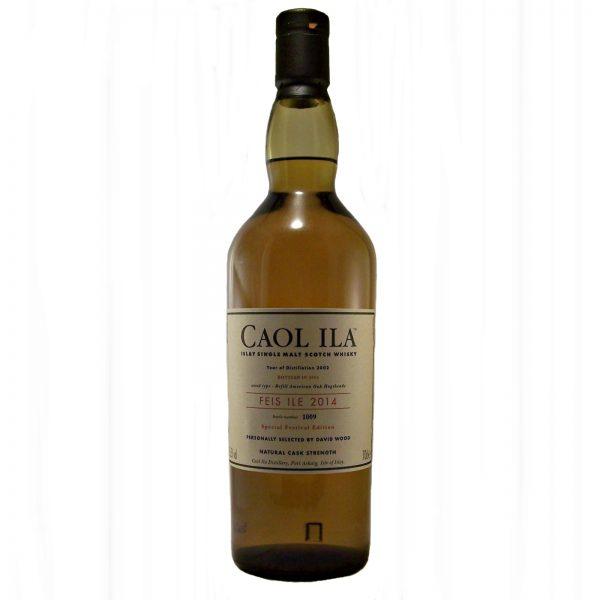 Caol Ila Feis Ile 2014 Single Malt Whisky