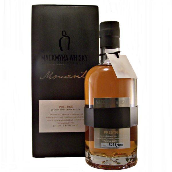 Mackmyra Prestige Swedish Whisky