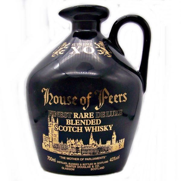 House of Peers Supreme XO Scotch Whisky