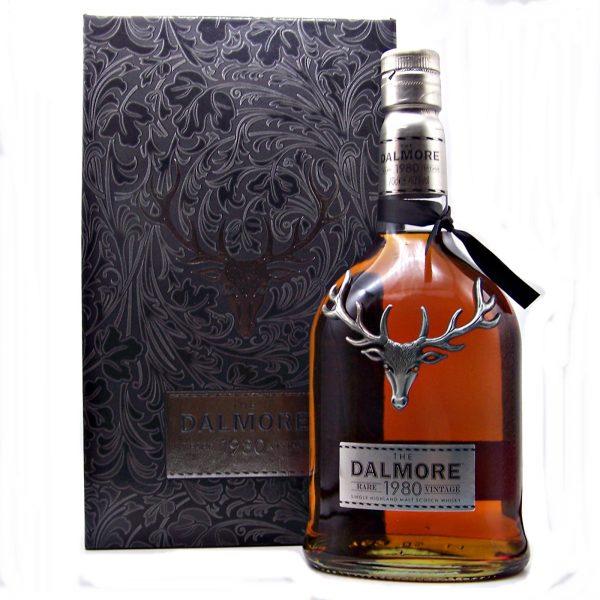 Dalmore 1980 Rare Vintage Limited Edition