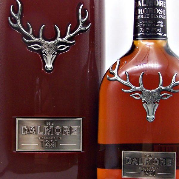 Dalmore 1981 Amoroso Sherry Finish
