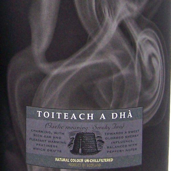 Bunnahabhain Tioteach A Dha Islay Single Malt Whisky