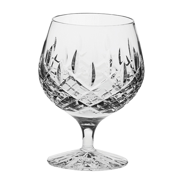 Royal Scot Hand Cut Lead Crystal Brandy Glasses