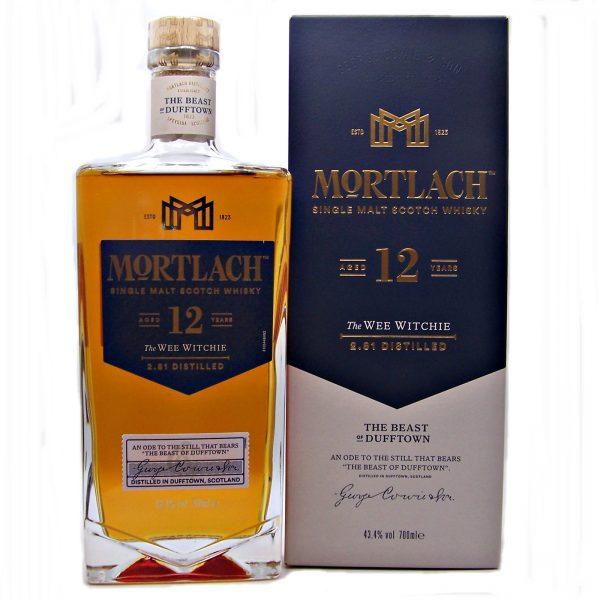 Mortlach 12 year old Single Malt Whisky