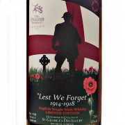 "English Whisky ""Lest We Forget"" Chapter 13"
