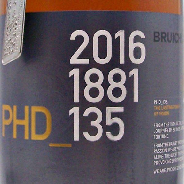 Bruichladdich PHD Feis Ile 2016