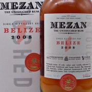 Belize 2008 Single Distillery Rum