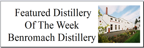 Benromach Distillery of the week at whiskys.co.uk