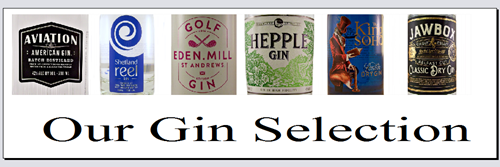 gin-selection