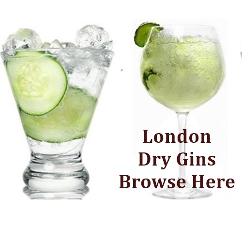 London Dry Gin Browse Here
