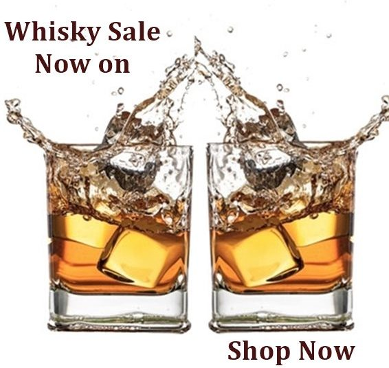 Special offers on whisky